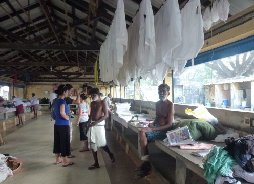 Repassage à Kochi