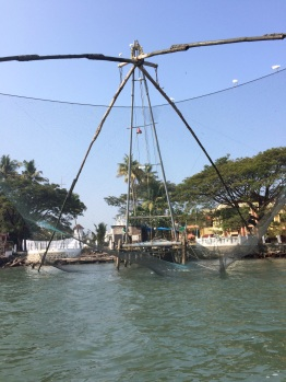 Lever du filet chinois, Kunnumupuram
