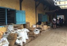Entrepôt d'épices à Kochi