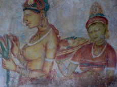 Fresque Segiriya