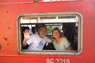 Sur la route de Colombo