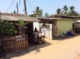 Discussion près des rails, Colombo