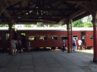 Gare vers Colombo