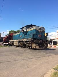 Train à Negombo