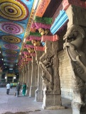Pilliers sculptés, Sri Meenakshi