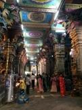 Couloir du Sri Meenakshi