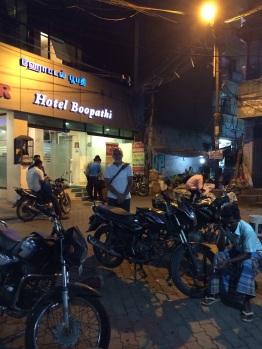 Le royaume des motos, Madurai