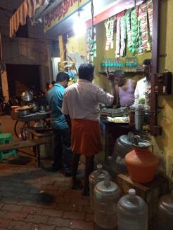 Petite échoppe, Madurai