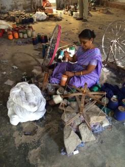 Fileuse, Madurai
