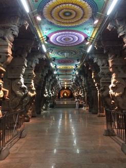 Musée de Sri Meenakshi, Madurai