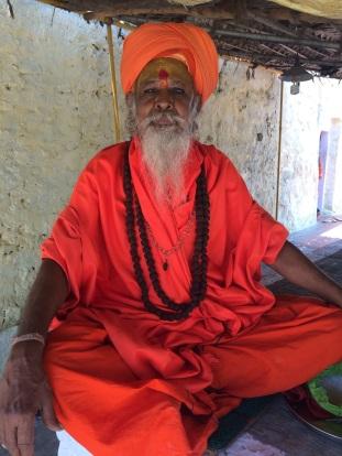 Sādhu à Rameswaram