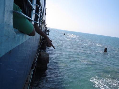 Entre ciel et mer vers Rameswaram