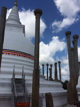 Stupa Anuradhapura