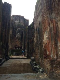 Lankatilaka à Polonnaruwa