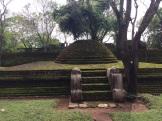 Stupa à Polonnaruwa