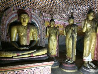 Bouddhas du Golden Temple
