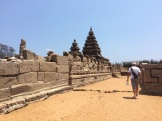 Autour du Shore Temple