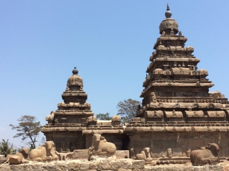 Shore Temple destiné à Shiva