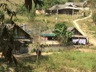Village de montagne, Xã Sù Pàn