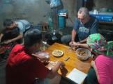 Cours de cuisine dans une famille Dzay ã Tà Van