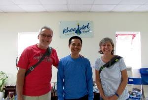 M. Thao Nguyen, Khoaviet Travel