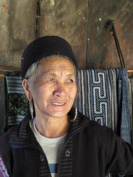Femme Hmong de Cat Cat