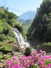 Chutes dans la région de Sin Chai