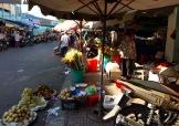 Marché de Vinh Long, Vietnam