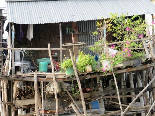 Un jardin sur le Mékong, Chau Doc, Vietnam