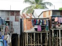 Maisons sur pilotis, Chau Doc, Vietnam