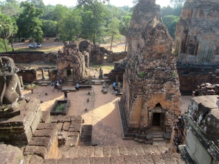 Pre Rup, Angkor, Cambodge