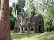 Preah Khan, la cité ancienne et ses environs, Angkor, Cambodge