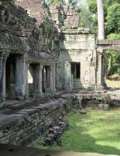 Preah Khan, Angkor, Cambodge
