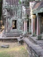 Magique Ta Phrom, Angkor, Cambodge