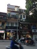 Maisons tube, Quartier Français, Hanoï
