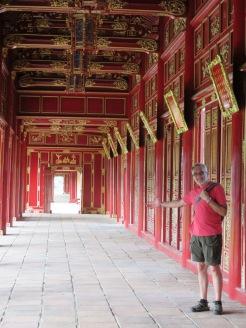La Cité Interdite, Citadelle, Hué