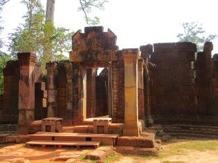 Bantaey Srei, Angkor, Cambodge