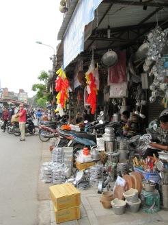 Quincaillerie à Hanoï, Vietnam