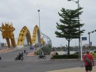 Le pont du dragon, Da Nang