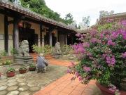 Pagode à Thuy Son, montagne de marbre, Da Nang