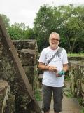 Robert à My Son, près de Hoi An, Vietnam