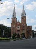 Cathédrale Notre-Dame, Ho Chi Minh