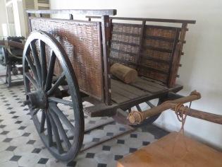 Au musée de la ville de Ho Chi Minh