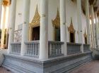 Temple dans la montagne, Kep, Cambodge