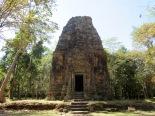 La visite de Sambor Pre Kuk, un voyage dans le temps au mileiu d'une forêt, Cambodge