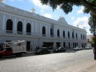 L'architecture de Mérida est parfois à couper le souffle. Yucatán, Mexique.