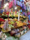 Le marché de fruits et légumes Ignacio Ramírez, San Miguel de Allende, Guanajuato, Mexique.