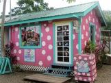 Je suis sûre que vous pourrez y satisfaire une fringale sucrée! Placencia, Stann Creek District, Belize.