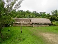 Le District de Toledo, surnommé aussi Deep South, est parsemé de villages mayas. Belize.