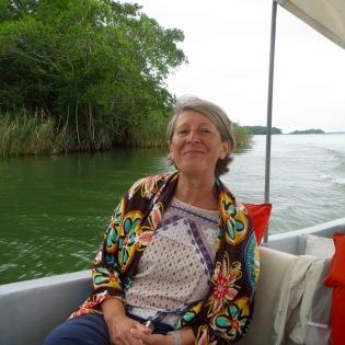 Une randonnée en bateau sur le Rio Dulce et un petit détour par la mangrove? Un pur délice! Guatemala. (Photo signée Robert)